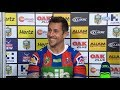 NRL Press Conference: Newcastle Knights – Round 23