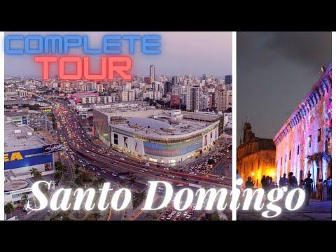 Santo Domingo, BEST CITY TOUR.  Largest city in the caribbean.  Dominican Republic.