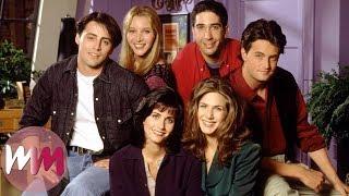 十大粉丝们不知道的老友记幕后秘闻 Top10 Behind The Scenes Drama Fans Didnt Know About Friends