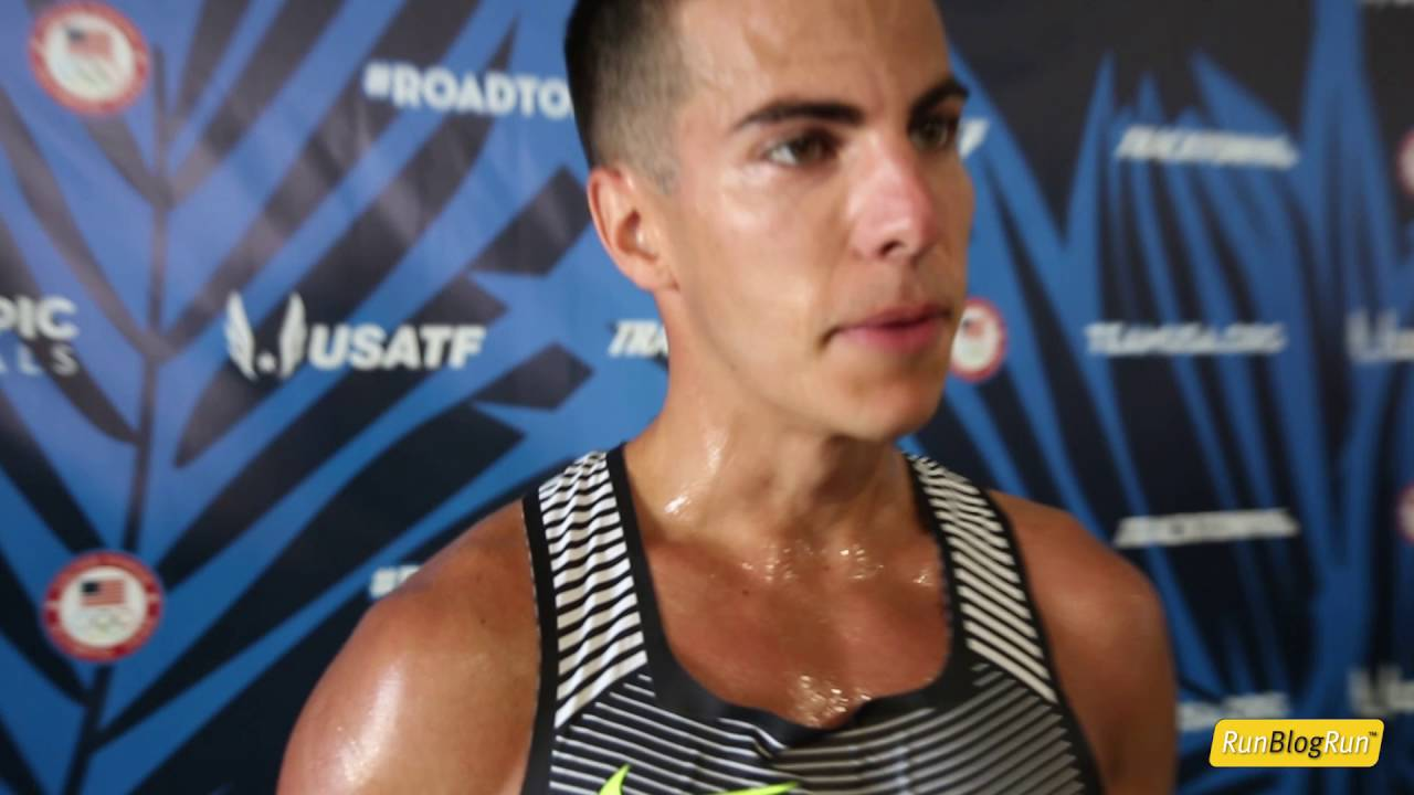 Donn Cabral @ 2016 USA Olympic Trials day 4
