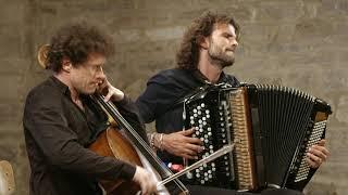 François Salque & Vincent Peirani duo