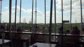 Туристический центр Стоунхенджа. Структурированное остекление Pilkington Planar™(, 2014-12-24T06:42:11.000Z)