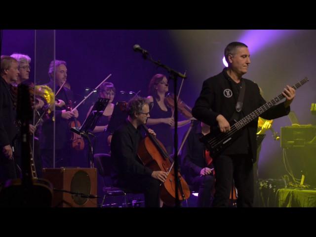 MACHIAVEL FÊTE SES 40 ANS AVEC L'ORCW - Concert de clôture, Cirque Royal, 22/10/2016