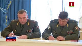 Підсумки перевірки Збройних Сил обговорюють у Палаці Незалежності