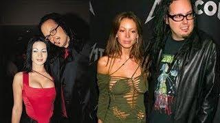 Korn Singer Jonathan Davis Loses Wife Deven Davis At 39 | Rock Feed