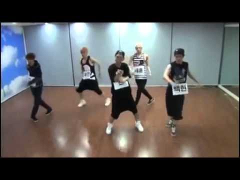 EXO - Why So Serious (dance practice cut)