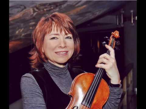 Havanaise in E for Violin & Orchestra. Saint-Saens. Rimma Sushanskaya Violinist