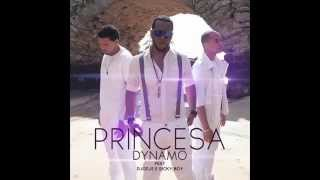 Dynamo   Princesa feat  Djodje & Ricky Boy Audio