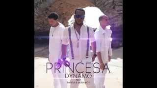 Dynamo   Princesa feat  Djodje & Ricky Boy Audio