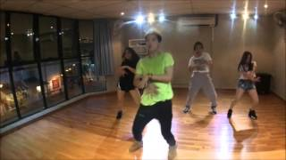 Britney-Gimme More(Remix)/choreography Isaac