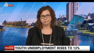 Interview - 18 July 2019 - Youth unemployment