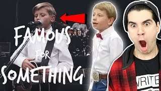 REACTING TO MASON RAMSEY - FAMOUS **WALMART YODELING KID**