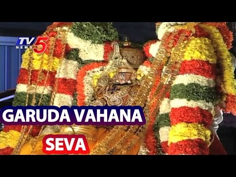 Srivari Brahmotsavam 2016 | Importance of Garuda Vahana Seva | TV5 News