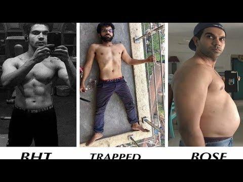 Rajkumar Rao's Amazing transformation is SHOCKING!