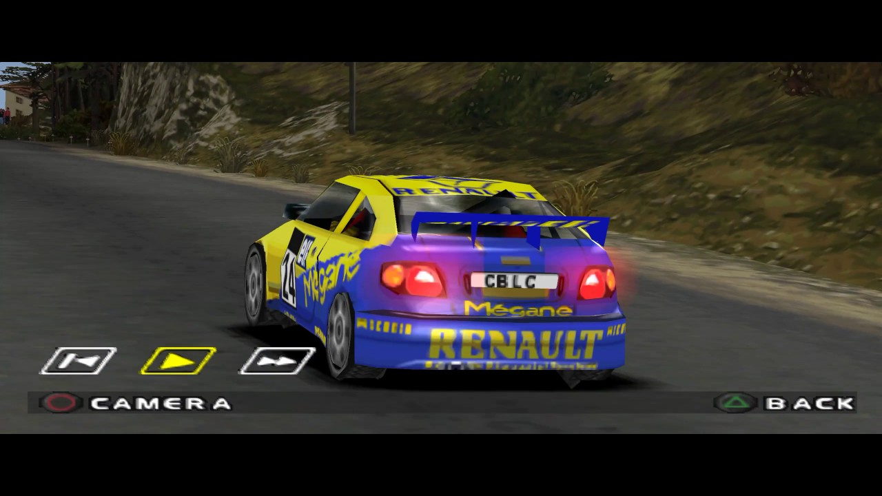 Need for Speed: V-Rally 2 PS1 / PSX 21:9 PCSXR PGXP emu (1999)