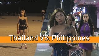 Download THAILAND VS. THE PHILIPPINES (Nightlife, Girls, Costs of Living …) *NEW* Mp3 and Videos