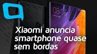 Smartphone quase sem bordas - Hoje no TecMundo
