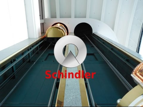 Schindler Traction Elevators @ The Showcase Mall-Las Vegas, NV