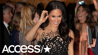 Meghan Markle Wows In Oscar De La Renta Dress That's Being Called The Best Look Of Her Aussie Trip