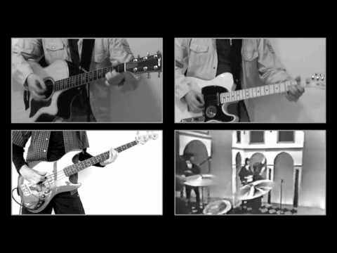 The Last Time - The Rolling Stones - Guitar and Bass Cover Collaboration