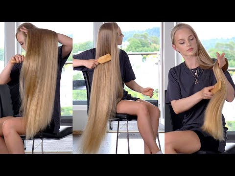 Ashlyn AZ - Pt 1: Super Long To Undercut A-Line Bob (Free Video) from YouTube · Duration:  31 minutes 9 seconds