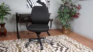 Twentyfour, Seven Elite Chair From Office Star Products