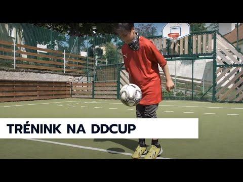 Děti trénují na přeložený DDCup, ocenil je i Sionko