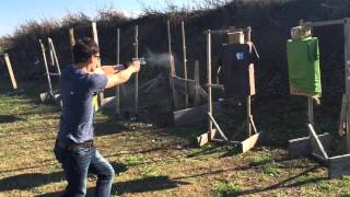 Close Retention Shooting Drills