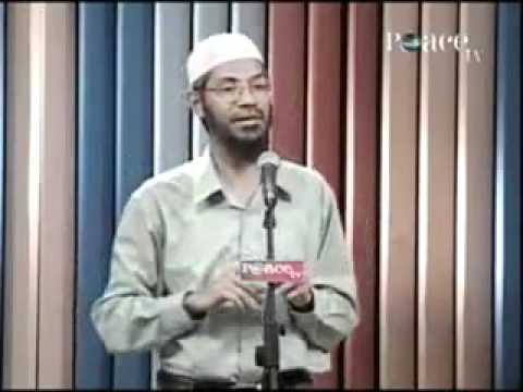 Dr Zakir Naik-Is Court Marriage Allowed In Islam?