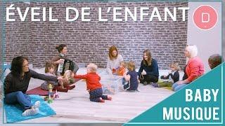 Atelier créatif Baby Musique -  Éveil de l'enfant