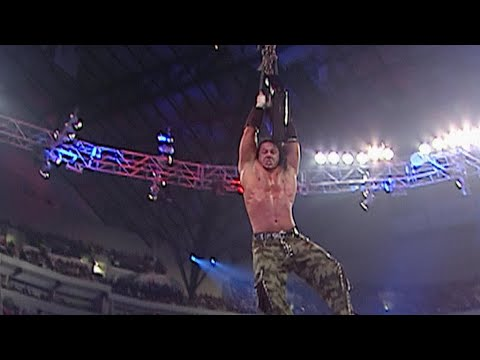 Edge vs. Matt Hardy - Loser Leaves Raw Money in the Bank Ladder Match: Raw, October 3, 2005