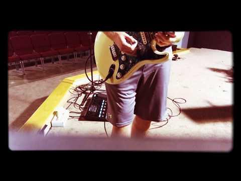 Ambient Improv Line 6 Helix Fender American Strat