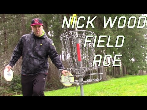 Nick Wood Field ACE @ Kitsap Classic + bonus splash out