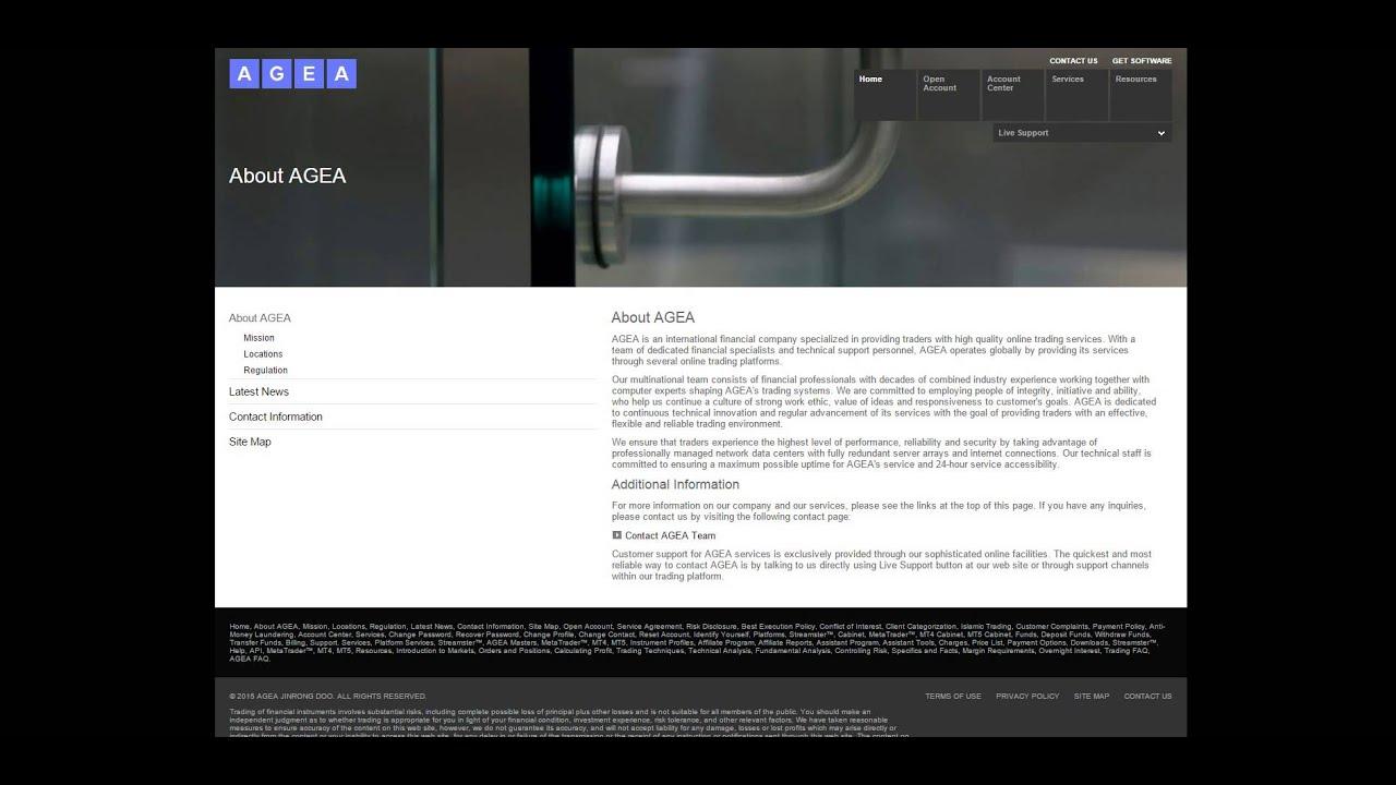 Agea forex online