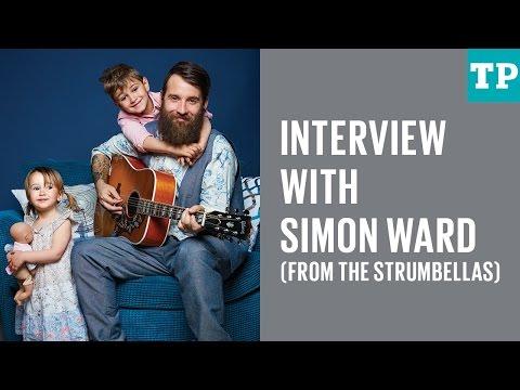 Simon Ward of the Strumbellas is a total rockstar dad