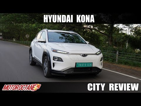 Hyundai Kona Electric SUV Review | Hindi | MotorOctane