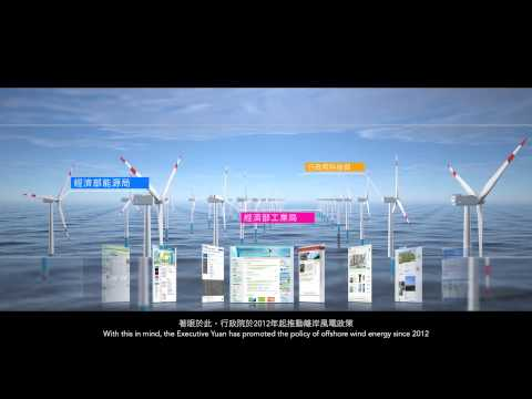 離岸風電在台灣 Offshore Wind Energy in Taiwan