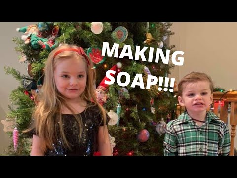 How To Make Soap!!!