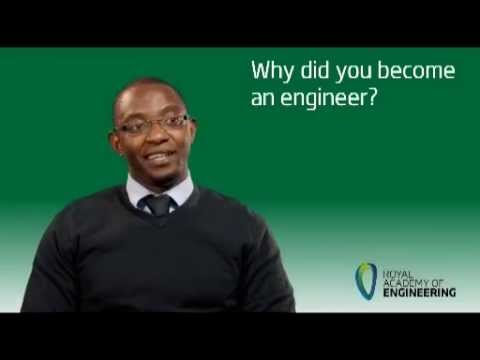 Yomi Ajileye - Designed to Inspire - Royal Academy of Engineering