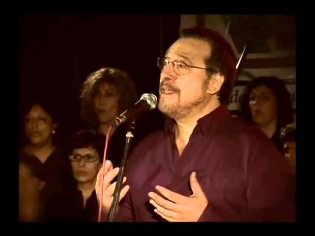 Misa Criolla -  KYRIE- coro de sadaic - enrique llopis