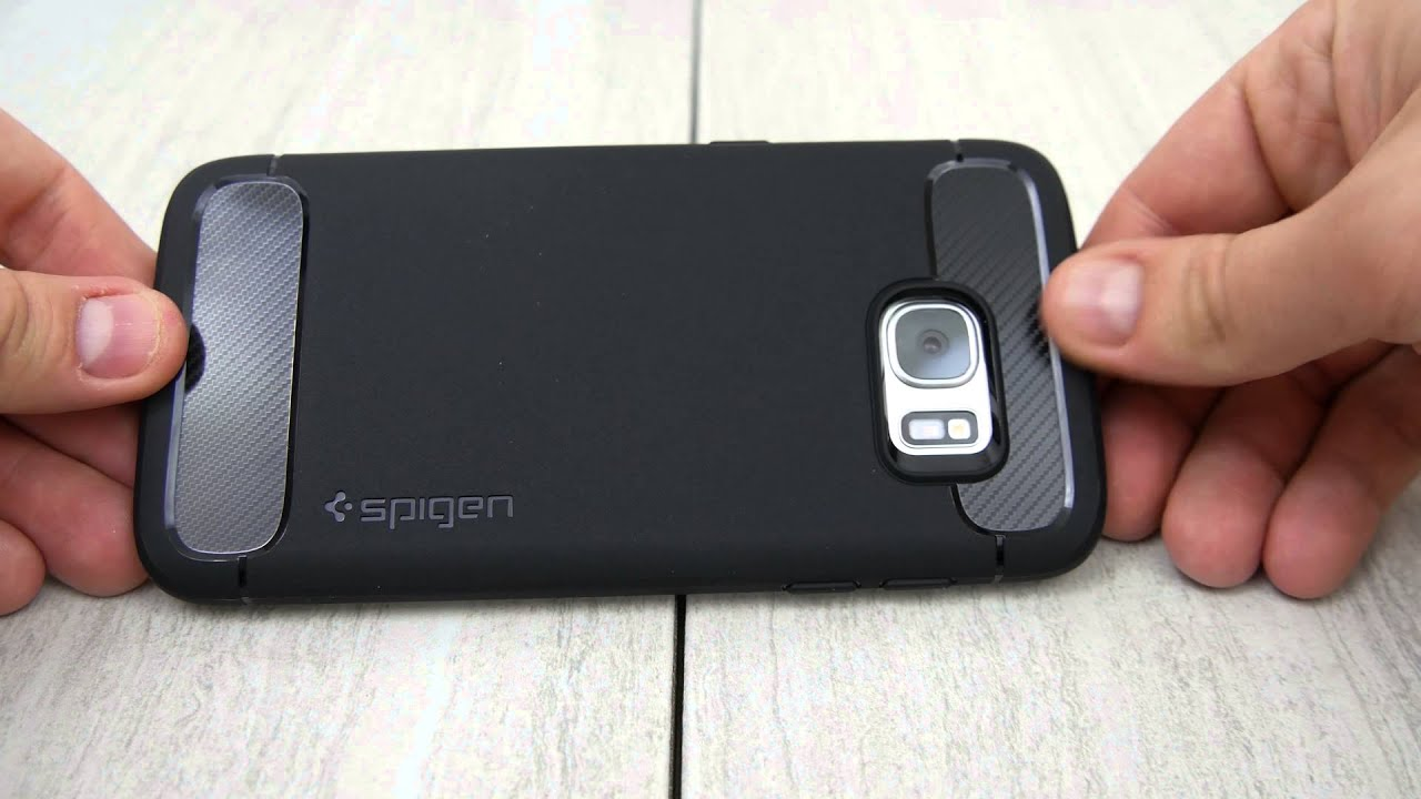 Spigen Galaxy S7 Edge Case Rugged Armor My2cents Youtube For S8 Black