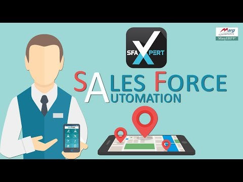 Sales Force Automation | MR Reporting | Pharma SFA | M.R. Reporting Software India