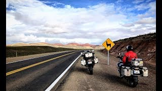 R1200GS Epic Motorcycle Adventure in South America | Peru