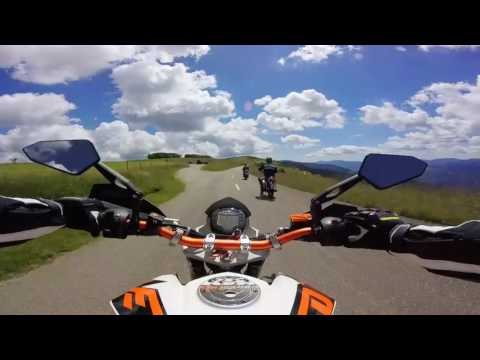 1340km In 4 Tagen  Mit 125ccm 😅 Honda Cbr 125 || Suzuki Gn 125 || Ktm Duke 125