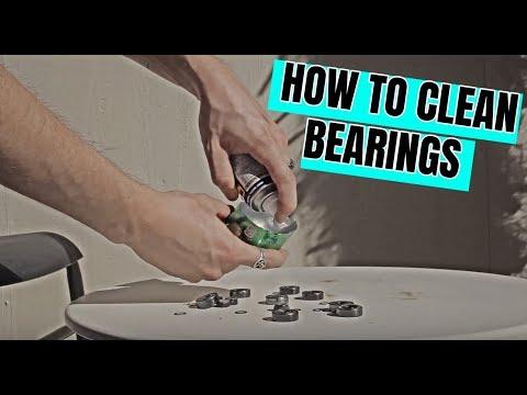 How to Clean Bearings | Skate School Ep 32