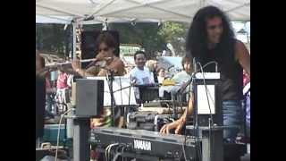 Indian summer festival music-2, Brule / Индейская музыка, фестиваль в США