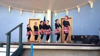 "WFA dancers performing ""Salidumay"""