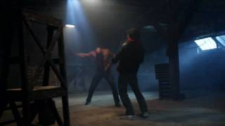 Fighters Uncaged | trailer (2010) Microsoft kinect