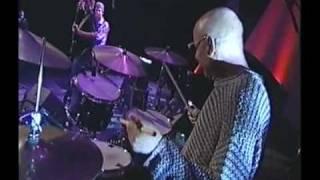 Paul Motian & The Electric Bebop Band - Drum music - Chivas Jazz Festival 2003