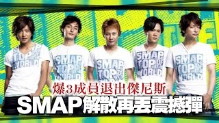 傑尼斯天團「SMAP」去年解散後,5成員以單飛之姿活躍於戲劇、綜藝各界。...
